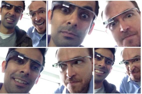 WPforGlass Google Glass