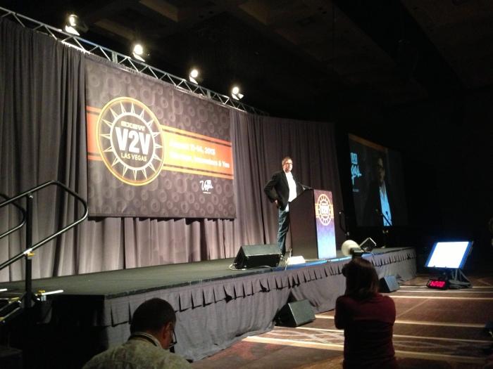 Hugh Forrest SXSW V2V
