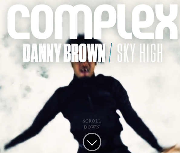 Danny Brown Complex