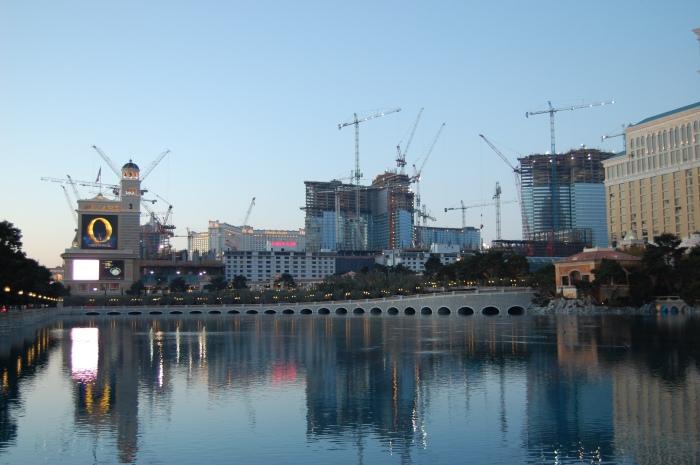 Las Vegas at 6 a.m. - 2008