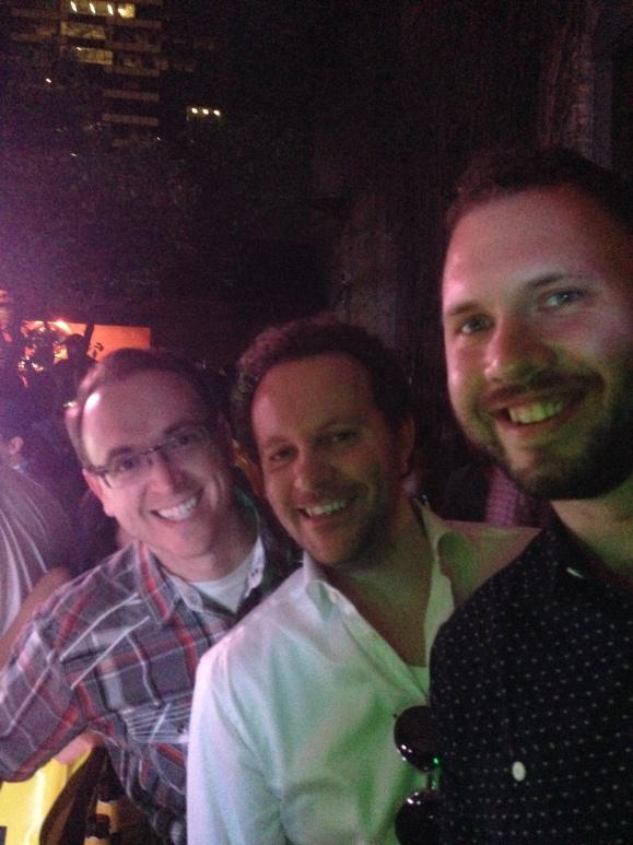 Greg Swan, Nathan Wright, Steffen Ryan