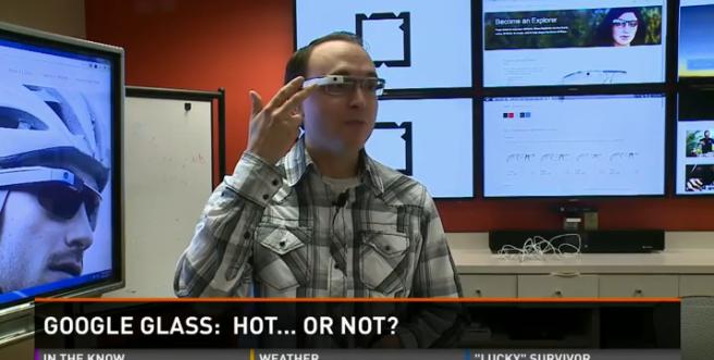 Greg Swan Google Glass NBC