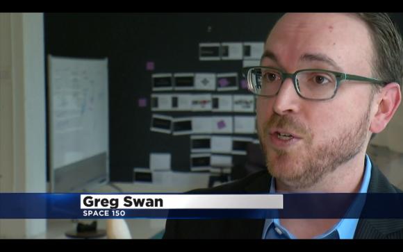 Greg Swan Snapchat space150