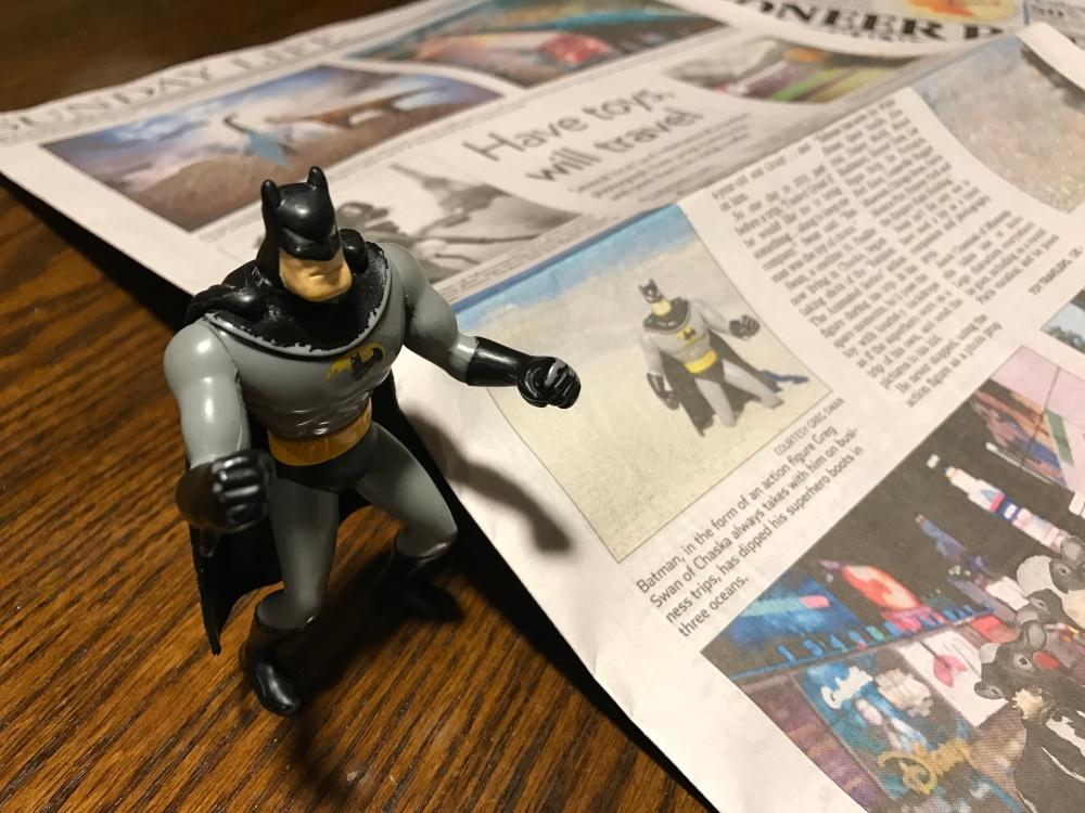 Meta Batman 2